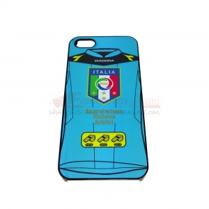Cover Plastica iPhone 5 AZZURRO