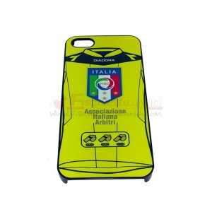 Cover Plastica iPhone 5 GIALLO