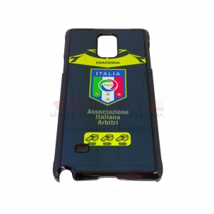 Cover Plastica Samsung Note 4 NERO