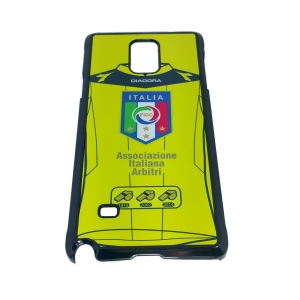 Cover Plastica Samsung Note 4 GIALLO