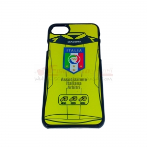Cover Plastica iPhone 7 GIALLO