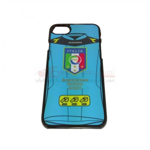 Cover Plastica iPhone 7 AZZURRO