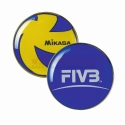 Moneta sorteggio Mikasa FIVB