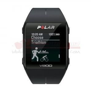 POLAR V800 Base GPS Cardiofrequenzimetro BLACK