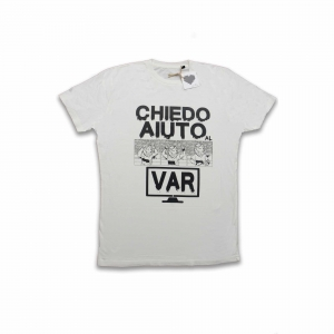 DOGSO T-Shirt VAR manica...