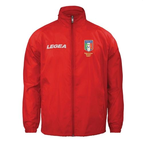 Rain Jacket LEGEA AIA 2021/22 ROSSO