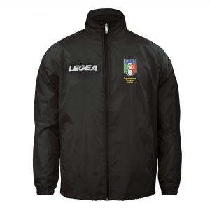 Rain Jacket LEGEA AIA 2021/22 NERO