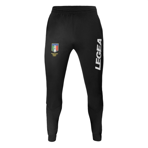 Pantalone allenamento LEGEA AIA 2019//20 NERO