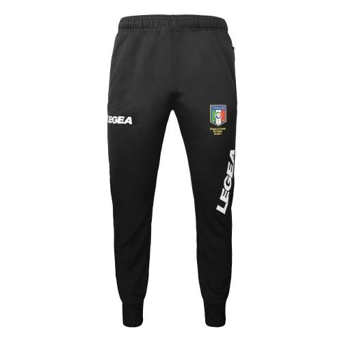 Pantalone allenamento LEGEA AIA 2019/20 NERO