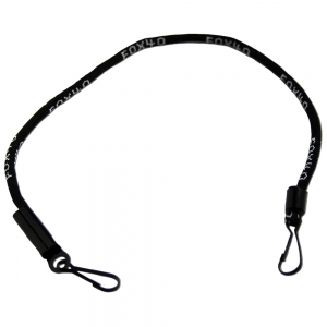 Cordino FOX 40 Smitty Lanyard BLACK