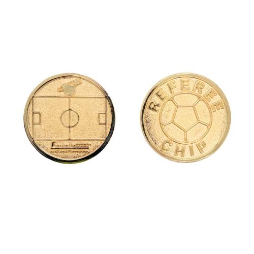 Moneta sorteggio Oro FM