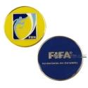 Moneta sorteggio FIFA