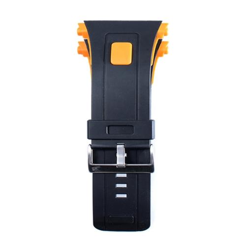 Cinturino ricambio SPINTSO Ref Watch Pro ORANGE/BLACK
