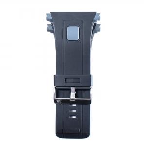 Cinturino ricambio SPINTSO Ref Watch Pro GREY/BLACK