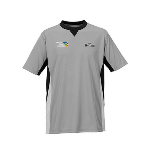 SPALDING Referee-Shirt Classic logo FIP