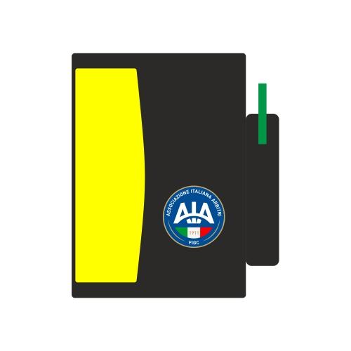 Taccuino  + logo AIA