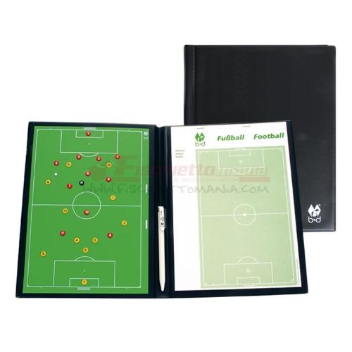Quaderno Magnetico B+D CALCIO