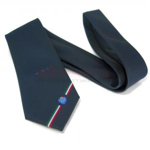 Cravatta logo AIA BLU NAVY