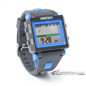 SPINTSO Ref Watch 2X BLACK/BLUE