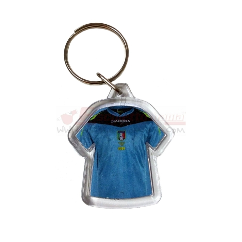 Portachiavi Maglietta AIA Azzurro 2016/2017
