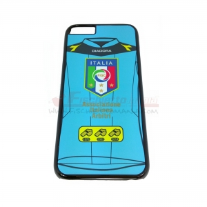Cover Plastica iPhone 6 / 6S AZZURRO