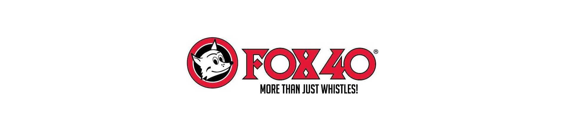 Fischietti Fingergrip FOX 40