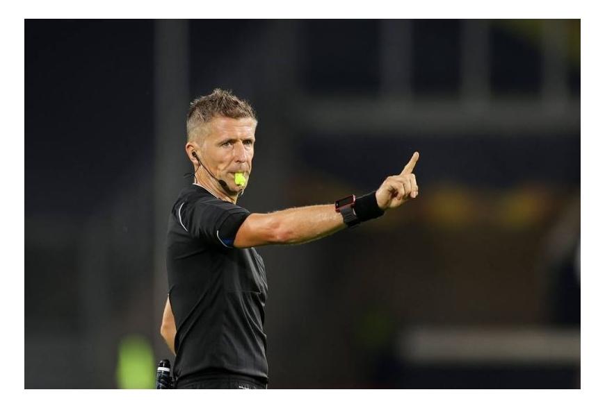 La Champions League, Agnolin, Rosetti e le emozioni di Daniele