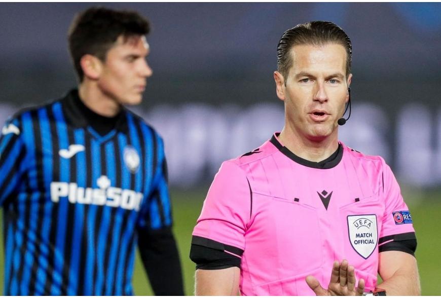 Real Madrid-Atalanta: il rigore fuori area