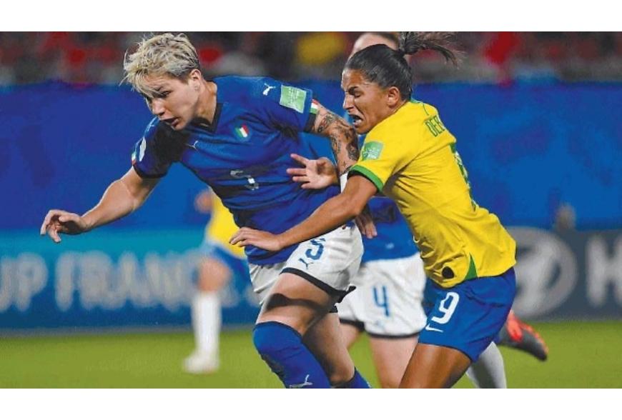 Italia-Brasile e quel rigore che ha fatto discutere