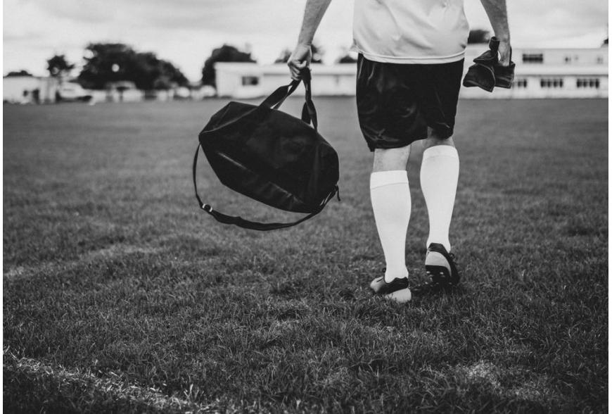 Otto accessori che un arbitro di calcio NON deve mai dimenticare