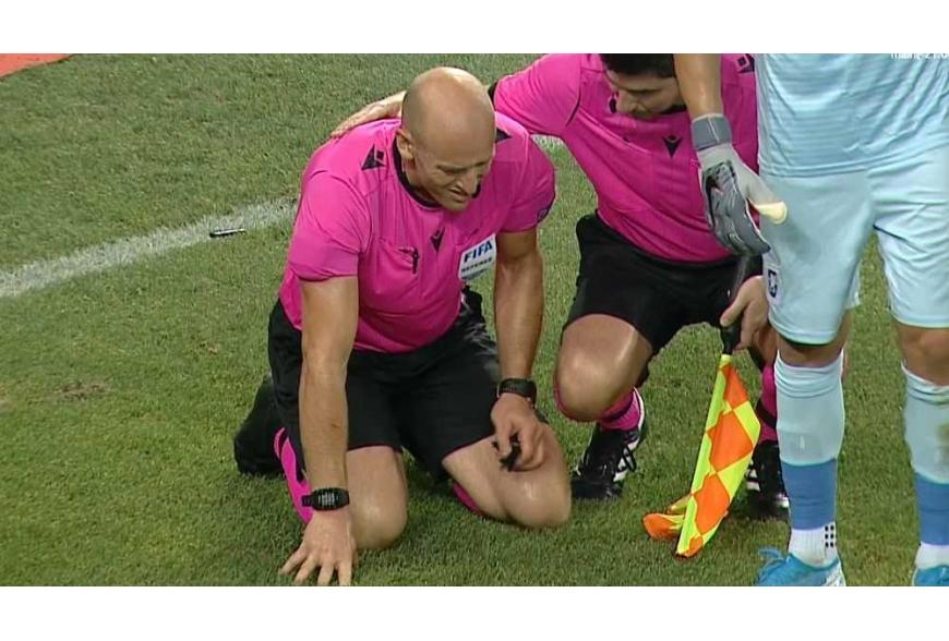 Don't kill the referee